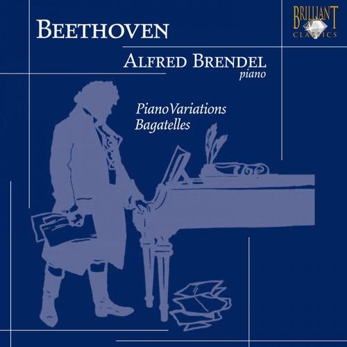 Beethoven: Piano Variations, Bagatelles by Alfred Brendel