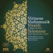 Virtuose Violinmusik by Various Artists