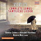 Korngold: Complete Songs von Various Artists