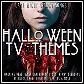 Halloween Tv Themes - Late Night Spooky Songs by Various Artists