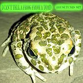 I Can't Tell a Frog from a Toad (House Tunes Set) von Various Artists
