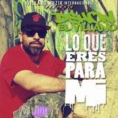 Lo Que Eres para Mi - Single de D'Shon El Villano