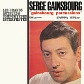 Gainsbourg percussions de Serge Gainsbourg