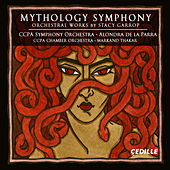 Stacy Garrop: Mythology Symphony, Thunderwalker & Shadow by Various Artists