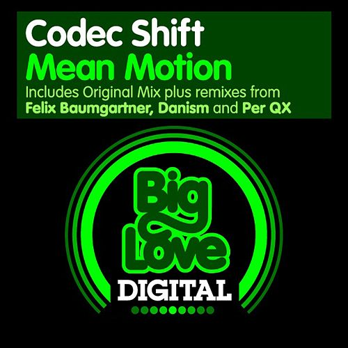 Mean Motion by Codec Shift