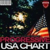 Progressive USA Chart von Various Artists