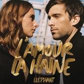 L'amour la haine de Éléphant