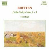 Cello Suites Nos. 1 - 3 by Benjamin Britten