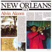 Sounds Of new Oreleans Vol. 5 de Alvin Alcorn