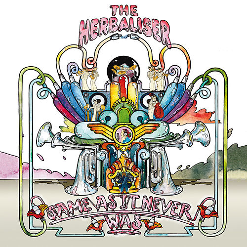 Same As It Never Was by Herbaliser
