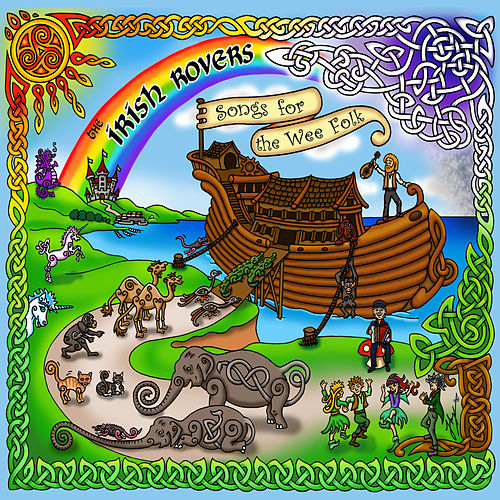 Songs for the Wee Folk by Irish Rovers