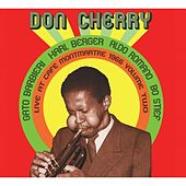 Live at Cafe Montmarte 1966 Vol. 2 by Don Cherry