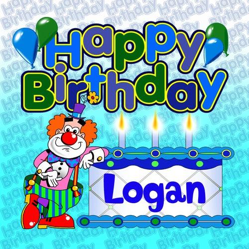 happy birthday logan Happy Birthday Logan by The Birthday Bunch happy birthday logan
