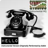 Hello (Instrumental Version Originally Performed By Adele) by Gynmusic Studios
