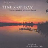 Times of Day by Boris Kovac