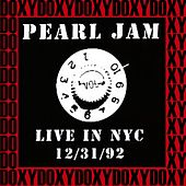 The Academy, New York, December 31st, 1992 (Doxy Collection, Remastered, Live on Broadcasting) by Pearl Jam