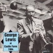 George Lewis at Castle Farm 1964 by George Lewis