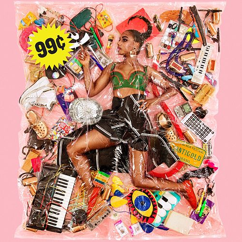 Can't Get Enough Of Myself (feat. B.C.) by Santigold