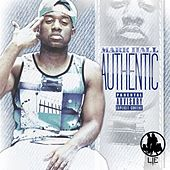 Authentic (Explicit) by Mark Hall