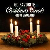 50 Favorite Christmas Carols from England von Various Artists