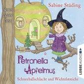 Petronella Apfelmus, Folge 3: Schneeballschlacht und Wichtelstreiche von Sabine Städing