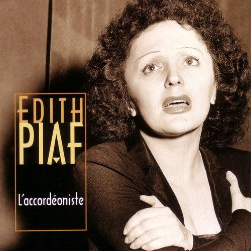 L'Accordioniste by Edith Piaf