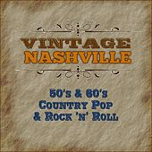 Vintage Nashville de Various Artists