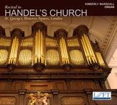 Recital in Handel's Church by Kimberly Marshall
