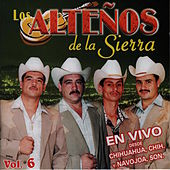 Vol.6 by Los Alteños De La Sierra