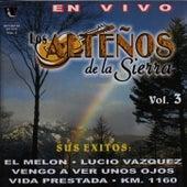Vol.3 by Los Alteños De La Sierra