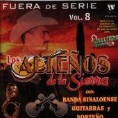Vol.8 by Los Alteños De La Sierra