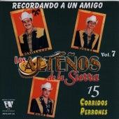 Vol.7 by Los Alteños De La Sierra