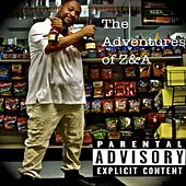 Adventures of Z & A - EP von Various Artists