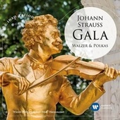 JOHANN STRAUSS: GALA (Walzer - Polkas) von Various Artists