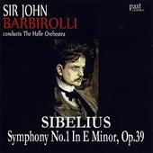 Sibelius: Symphony No. 1 in E Minor, Op.39 de Sir John Barbirolli The Halle Orchestra