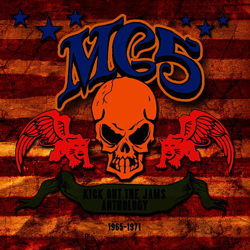 The Anthology 1965-1971 by MC5