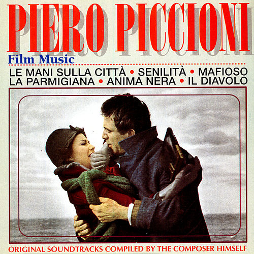 Piero Piccioni Film Music by Various Artists