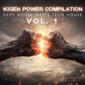 Kigen Power Compilation: Deep House Meets Tech House, Vol. 1 de Various Artists