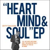 Heart Mind Soul von Bitty McLean