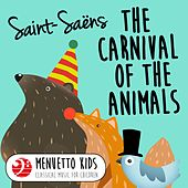 Saint-Saens: Carnival of the Animals (Menuetto Kids - Classical Music for Children) de Pro Musica Orchestra Vienna