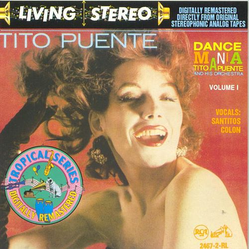 Dance Mania Vol. 1 by Tito Puente