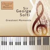 Solti, Sir Georg:  Greatest Moments de Sir Georg Solti