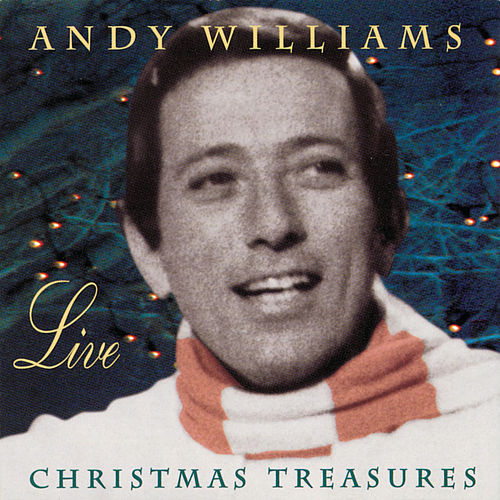 Live - Christmas Treasures by Andy Williams