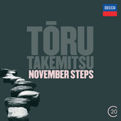 Toru Takemitsu: November Steps; Viola Concerto; Corona by Nobuko Imai