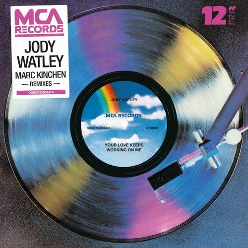 Your Love Keeps Working On Me by Jody Watley