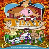 TDAY A Thanksgiving Song by Joseph Jones