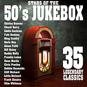 Stars of the 50s Jukebox (35 Legendary Classics) de Various Artists
