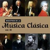 Maestros de la Música Clásica, Vol. IX by Various Artists