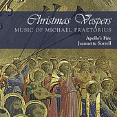 Christmas Vespers: Music of Michael Praetorius by Various Artists