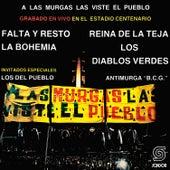 A las Murgas las Viste el Pueblo (Edición 25º Aniversario - Grabado en Vivo en el Estadio Centenario) de Various Artists